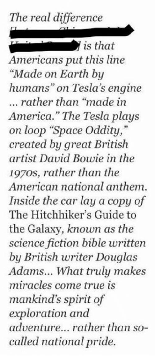 DAVID BOWIE PLAYING TESLA UnKNOWN PUNster TESLA PLAYING DAVID ...