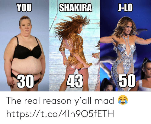 Mad: The real reason y'all mad 😂 https://t.co/4In9O5fETH