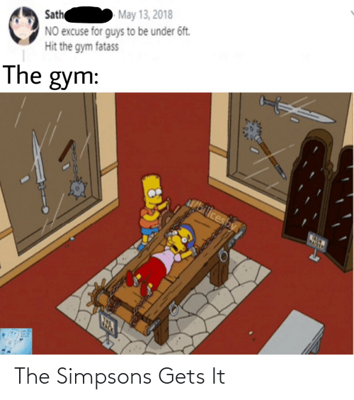 The Simpsons: The Simpsons Gets It