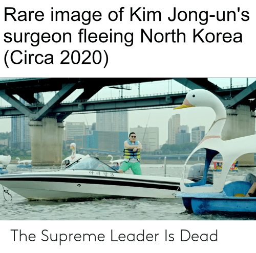Supreme: The Supreme Leader Is Dead