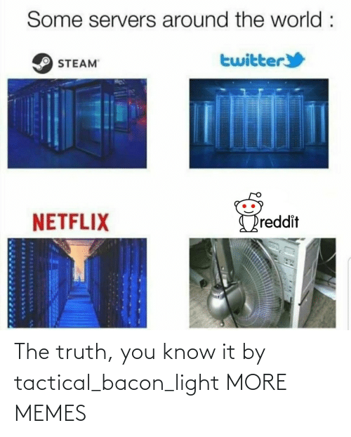 light: The truth, you know it by tactical_bacon_light MORE MEMES