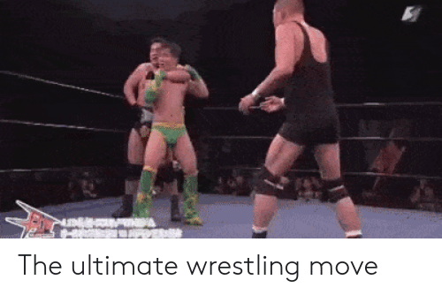 Wrestling, Move, and Ultimate: The ultimate wrestling move