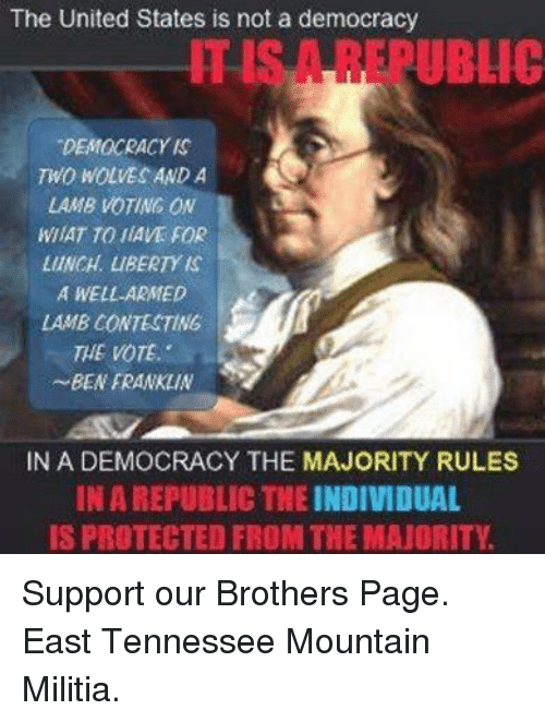 liberty vs our founding fathers
