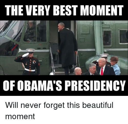 Beautiful, Best, and Never: THE VERY BEST MOMENT  OF OBAMA'S PRESIDENCY Will never forget this beautiful moment