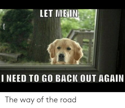 road: The way of the road