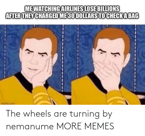 Turning: The wheels are turning by nemanume MORE MEMES