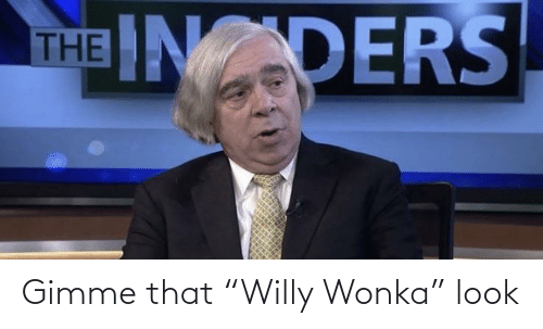 """ders: THEIN DERS Gimme that """"Willy Wonka"""" look"""