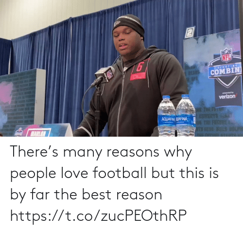 reasons: There's many reasons why people love football but this is by far the best reason https://t.co/zucPEOthRP