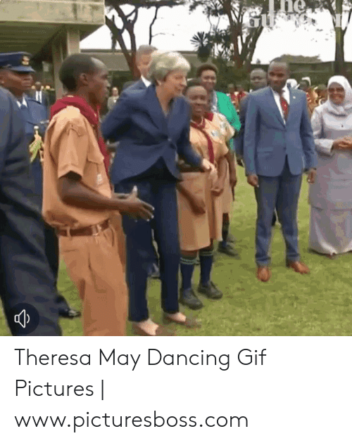Gif Pictures: Theresa May Dancing Gif Pictures | www.picturesboss.com