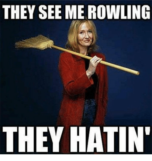 Memes, 🤖, and  They Hatin: THEY SEE MEROWLING  THEY HATIN