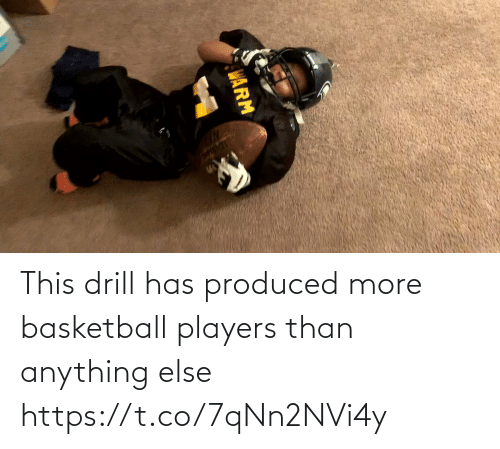 Basketball: This drill has produced more basketball players than anything else  https://t.co/7qNn2NVi4y