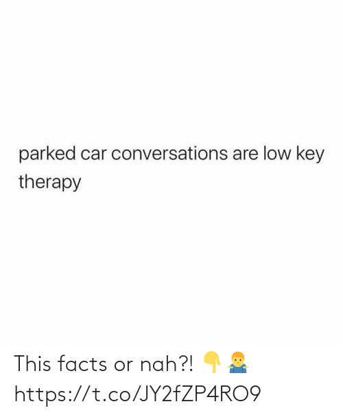 Facts: This facts or nah?! 👇🤷♂️ https://t.co/JY2fZP4RO9