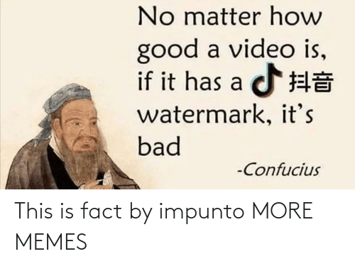 fact: This is fact by impunto MORE MEMES