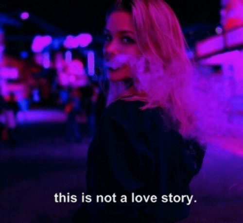 Love, Love Story, and Story: this is not a love story