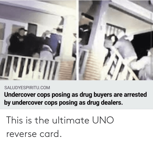 card: This is the ultimate UNO reverse card.
