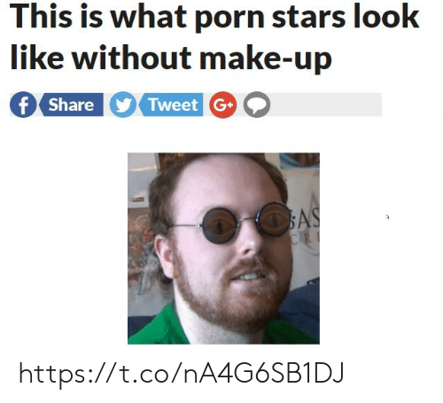 Porn, Porn Stars, and Stars: This is what porn stars look  like without make-up  f Share  Tweet G+  KOAS  CR https://t.co/nA4G6SB1DJ