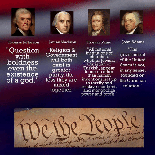 the differing views of thomas jefferson and james madison on foreign policy Thomas jefferson, james monroe anti-federalist vs federalist debate the state legislatures to take enlightened views on national affairs —james madison.