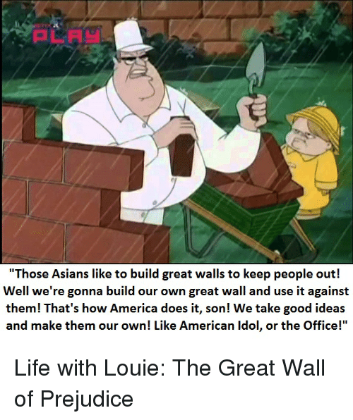 Andy Anderson Life With Louie Real