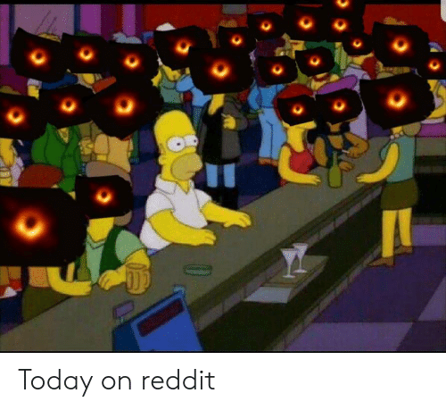 Reddit and Today: Today on reddit
