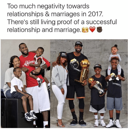 Marriage, Memes, and Relationships: Too much negativity towards  relationships & marriages in 2017.  There's still living proof of a successful  relationship and marriage. S