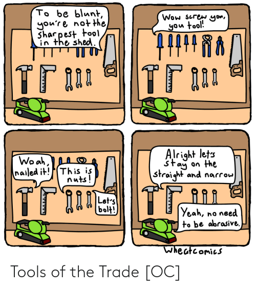 Trade: Tools of the Trade [OC]