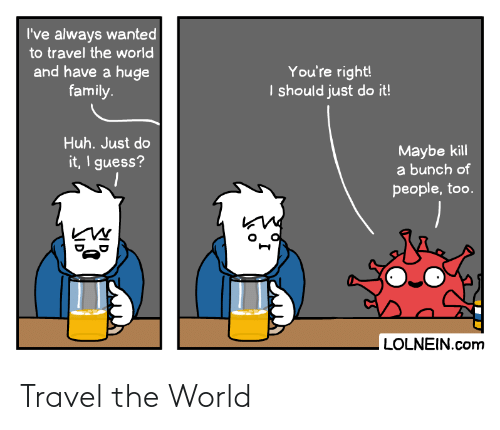 Travel: Travel the World