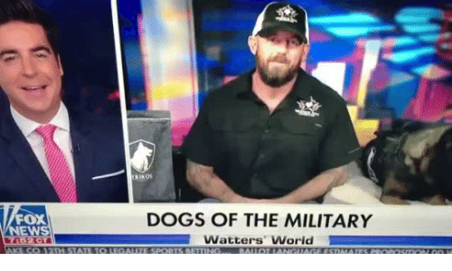 World News: TRIKOS  FOX  DOGS OF THE MILITARY  Watters World  NEWS  7452 GT  AKE CO 12TH STATE TO LEGALIZE SPORTS BETTING.  BALLOT IANGUAGE ESTIMATTES PROPOSMON OO M