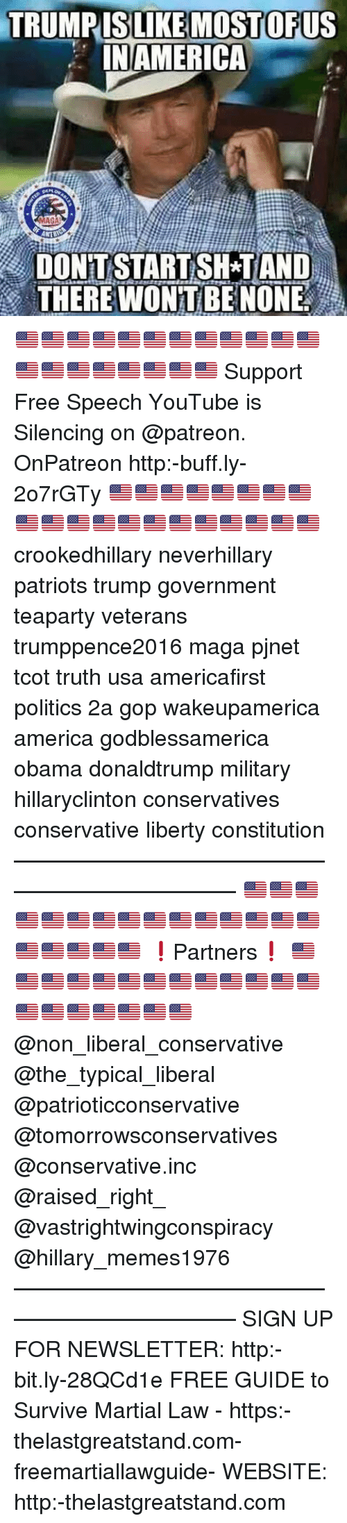 martial law: TRUMPISLIKE MOSTOFUS  IN AMERICA  DONT START SHAT AND  THERE WONTBE NONE 🇺🇸🇺🇸🇺🇸🇺🇸🇺🇸🇺🇸🇺🇸🇺🇸🇺🇸🇺🇸🇺🇸🇺🇸🇺🇸🇺🇸🇺🇸🇺🇸🇺🇸🇺🇸🇺🇸🇺🇸 Support Free Speech YouTube is Silencing on @patreon. OnPatreon http:-buff.ly-2o7rGTy 🇺🇸🇺🇸🇺🇸🇺🇸🇺🇸🇺🇸🇺🇸🇺🇸🇺🇸🇺🇸🇺🇸🇺🇸🇺🇸🇺🇸🇺🇸🇺🇸🇺🇸🇺🇸🇺🇸🇺🇸 crookedhillary neverhillary patriots trump government teaparty veterans trumppence2016 maga pjnet tcot truth usa americafirst politics 2a gop wakeupamerica america godblessamerica obama donaldtrump military hillaryclinton conservatives conservative liberty constitution ———————————————————————— 🇺🇸🇺🇸🇺🇸🇺🇸🇺🇸🇺🇸🇺🇸🇺🇸🇺🇸🇺🇸🇺🇸🇺🇸🇺🇸🇺🇸🇺🇸🇺🇸🇺🇸🇺🇸🇺🇸🇺🇸 ❗️Partners❗️ 🇺🇸🇺🇸🇺🇸🇺🇸🇺🇸🇺🇸🇺🇸🇺🇸🇺🇸🇺🇸🇺🇸🇺🇸🇺🇸🇺🇸🇺🇸🇺🇸🇺🇸🇺🇸🇺🇸🇺🇸 @non_liberal_conservative @the_typical_liberal @patrioticconservative @tomorrowsconservatives @conservative.inc @raised_right_ @vastrightwingconspiracy @hillary_memes1976 ———————————————————————— SIGN UP FOR NEWSLETTER: http:-bit.ly-28QCd1e FREE GUIDE to Survive Martial Law - https:-thelastgreatstand.com-freemartiallawguide- WEBSITE: http:-thelastgreatstand.com