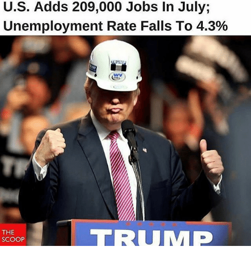 Trump Taxes Long Island: 25+ Best Memes About Unemployment Rate