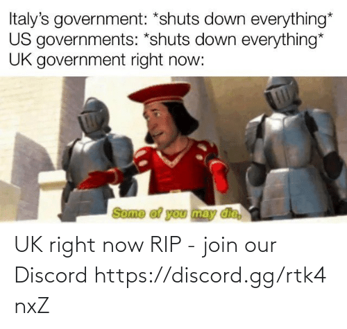 Join: UK right now RIP - join our Discord https://discord.gg/rtk4nxZ