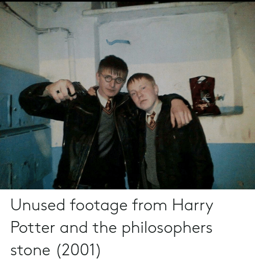 philosopher: Unused footage from Harry Potter and the philosophers stone (2001)