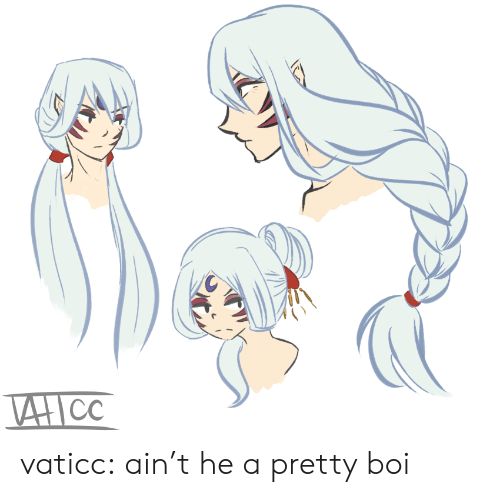 Target, Tumblr, and Blog: VAI CC vaticc:  ain't he a pretty boi