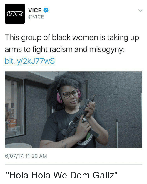the effects of racism and misogyny