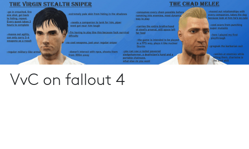 Fallout: VvC on fallout 4