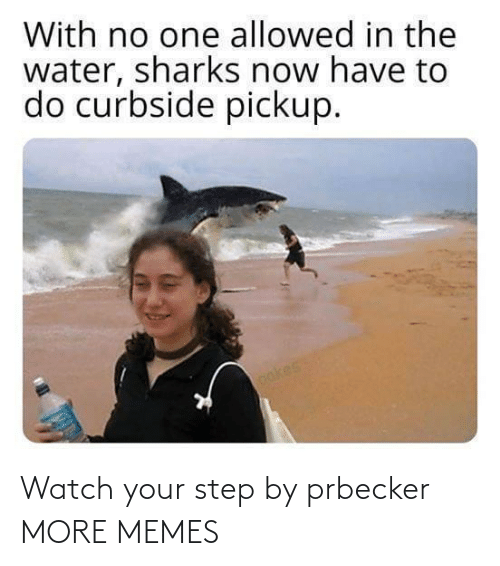 Watch: Watch your step by prbecker MORE MEMES