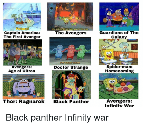 America, Avengers Age of Ultron, and Doctor: We did it PatrickAWesaved the city  Captain America:  The First Avenger  Guardians of The  Galaxy  The Avengers  The power within  Avengers:  Age of Ultron  Spider-man:  Homecomin  Doctor Strange  に-J.  Thor: Ragnarok  Avengers:  Infinity War  Black Panther