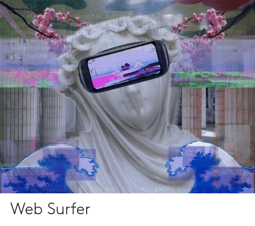Web and Surfer: Web Surfer