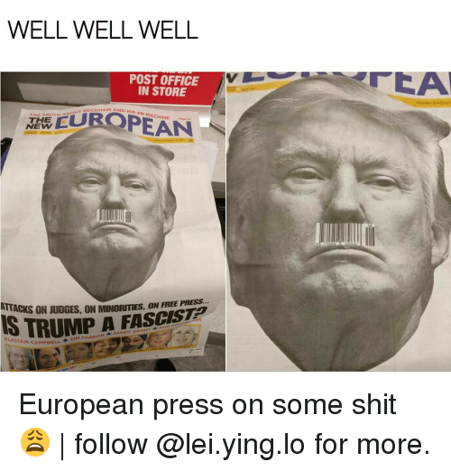 Machining: WELL WELL WELL  POST OFFICE  IN STORE  AND HIS PR MACHINE  ECKHAM THE  NEW  RITIES. ON FREE PRESS  N SANDY GRANT  TIM FAR ALASTAIR CAMPBELL  rt A European press on some shit 😩   follow @lei.ying.lo for more.