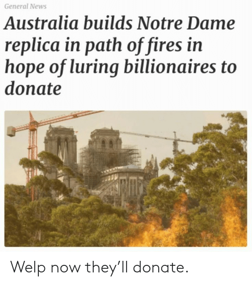 donate: Welp now they'll donate.