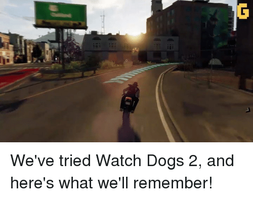 Watch Dogs  Play For Free Theme