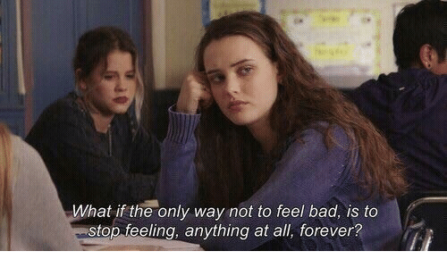 Bad, Forever, and All: What if the only way not to feel bad, is to  stop feeling, anything at all, forever?