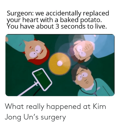 Really Happened: What really happened at Kim Jong Un's surgery