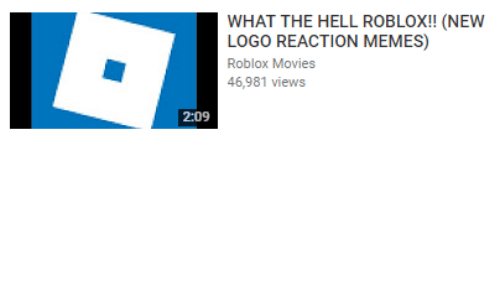 🦅 25+ Best Memes About Roblox New Logo | Roblox New Logo Memes