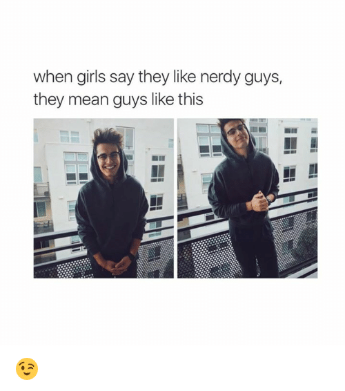 Where to find nerdy guys