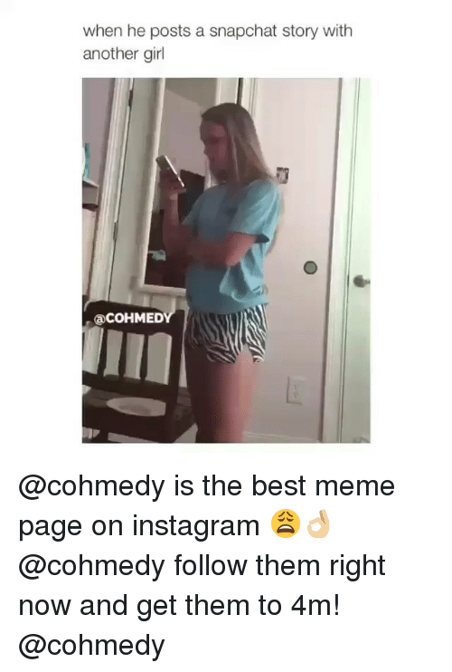 how to make a meme page on instagram