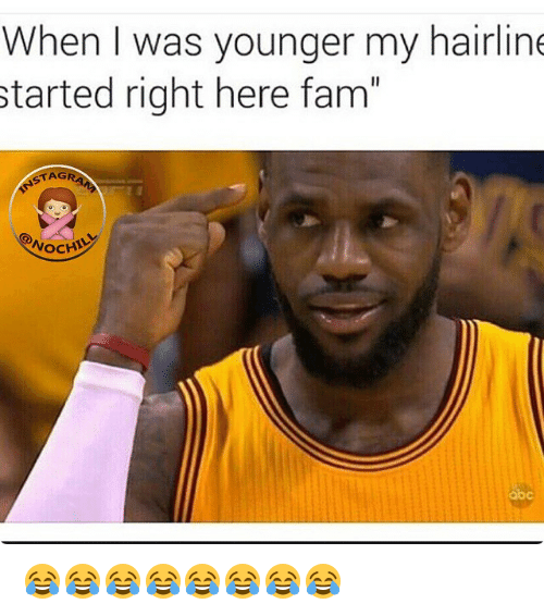 25 Best Memes About Hairlines Hairlines Memes
