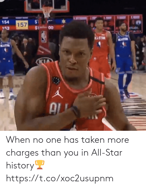 Star: When no one has taken more charges than you in All-Star history🏆 https://t.co/xoc2usupnm
