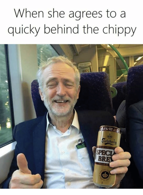 Dank Memes, She, and Behind The: When she agrees to a  quickly behind the chippy  arls