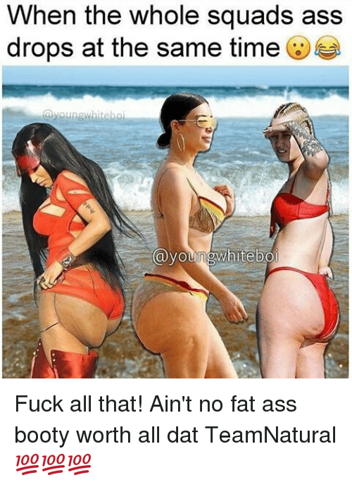 Fat White Ass Doggystyle