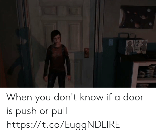 Push, You, and Door: When you don't know if a door is push or pull https://t.co/EuggNDLlRE